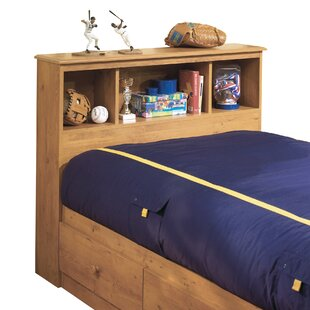 Little Treasures Twin Bookcase Headboard by South Shore