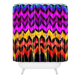 Holly Sharpe African Essence Single Shower Curtain