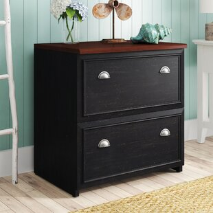 Beachcrest Home Oakridge 2-Drawer Lateral..