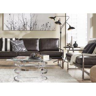 Trent Austin Design Adalbert 2 Piece Metal Living Room Set