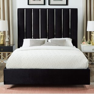 Dietrich Upholstered Platform Bed