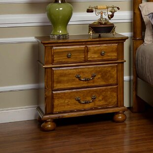 Alcott Hill Hoisington 5 Drawer Nightstand