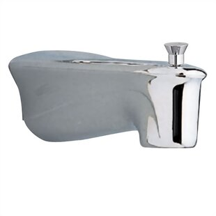 Reviews Legend Wall Mount Tub Spout Trim with Soap Tray ByMoen
