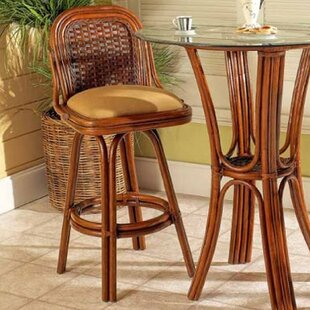 Moroccan 30 Swivel Bar Stool