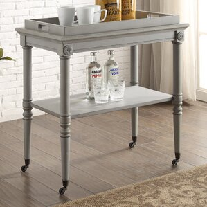 Frisco Tray Bar Cart by ACME Furniture