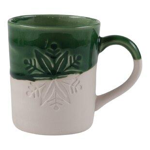 Boho Green Mug