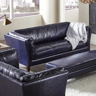Betton Leather Sofa