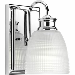 Feissal 1 Light Bath Sconce by..