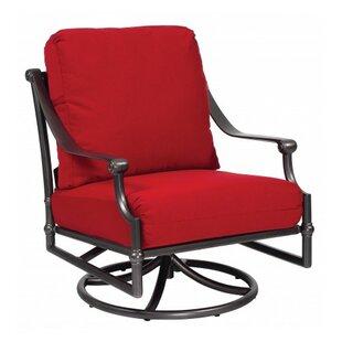 Woodard Delphi Swivel Rocking Patio Chair..