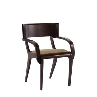 Luna Solid Wood Dining Chair by Brownston..