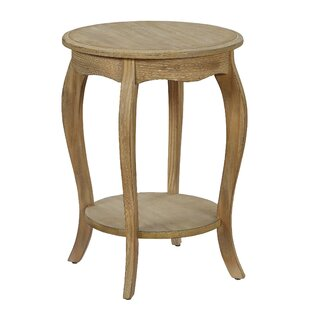 Deangelo End Table with Storag..