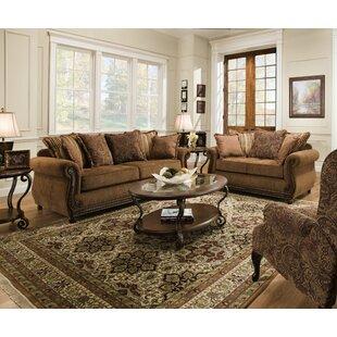 Fleur De Lis Living Bridgette Configurable Living Room Set