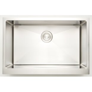 33 L x 18 W Undermount Kitchen Sink By American Imaginations