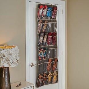 Review Closet Refresh 12 Pair Hanging Shoe Organiser