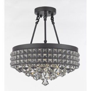 Adriana 4-Light Crystal Ch..