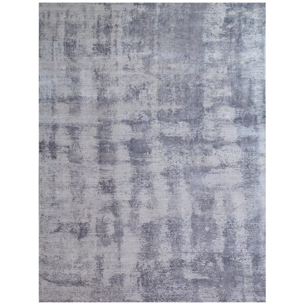 Exquisite Rugs Antolini Abstract Handmade Flatweave Gray Area Rug Perigold