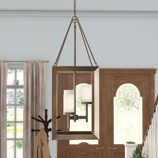 Thorne 3-Light Hanging Foyer Pendant by Three Posts