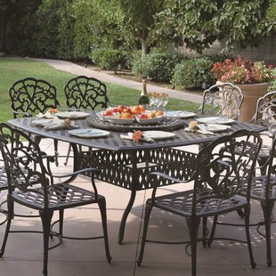 Mckinney Metal Dining Table by..