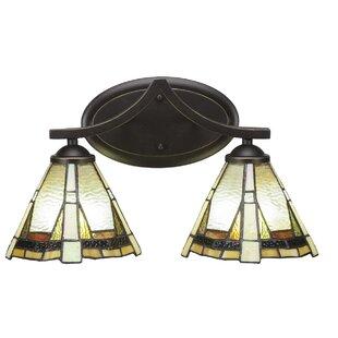 Pickens 2-Light Vanity Light by Astoria Grand