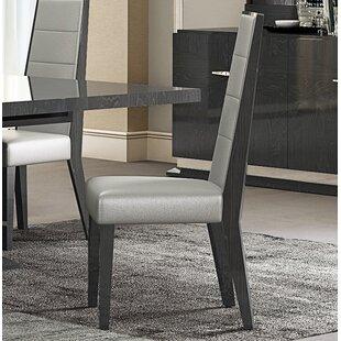 Orren Ellis Izquierdo Upholstered Dining Chair (Set of 2)