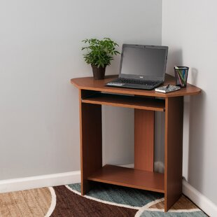 Purchase Sondra Office Compact Corner Computer Desk ByEbern Designs