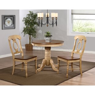 Huerfano Valley 3 Piece Dining Set