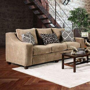 Conesville Cushy Sofa by Fleur De Lis Living