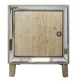 Pellegrin 1 Door Accent Cabinet by House of Hampton®