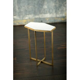 Yatesville Iron End Table