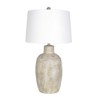 Kaitlynn Rustic Jug 31 Table Lamp