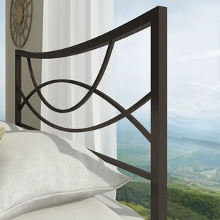 Equinox Open-Frame Headboard by Amisco