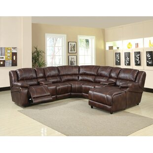 Cripe Reclining Sectional by R..