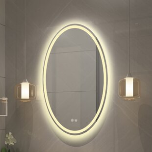 Monterey Back Lit Led Bathroom Mirror