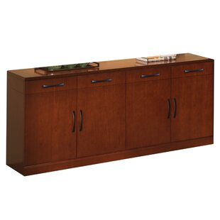 Sorrento 4 Door Credenza by Mayline Group