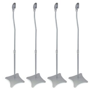 Adjustable Height Speaker Stand Set of 4