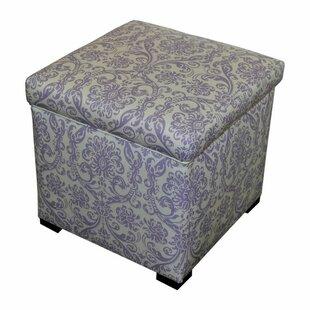 Tami Storage Ottoman by Sole Designs