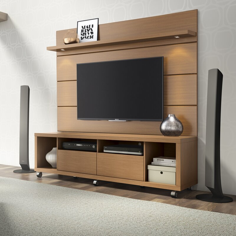 Brayden Studio Aghasi Entertainment Center For Tvs Up To 60 Reviews Wayfair