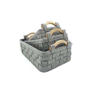 Fabric Basket Set