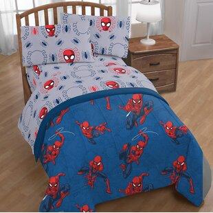 Spiderman Spidey Crawl Sheet Set