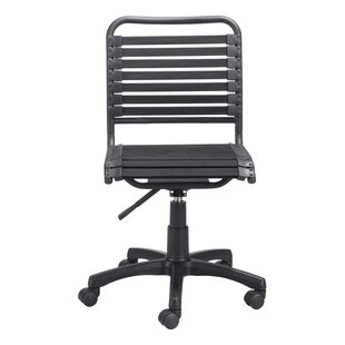 Latitude Run Connery Mid-Back Bungee Desk Chair