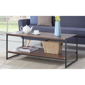 Rectangle Coffee Table by Madison Home USA