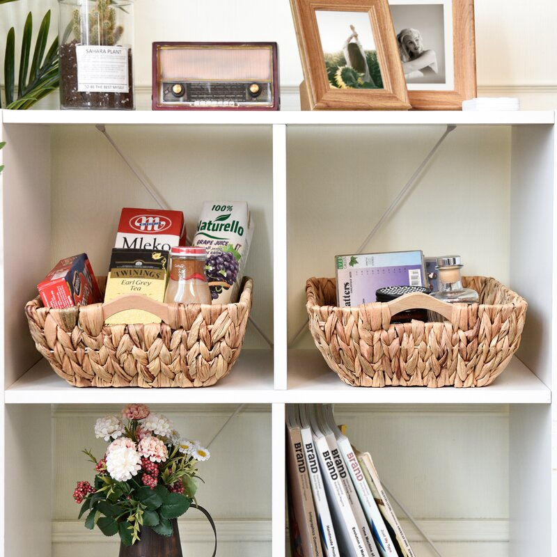 Storage Seagrass Basket