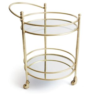 Darby Home Co Alorie Bar Cart