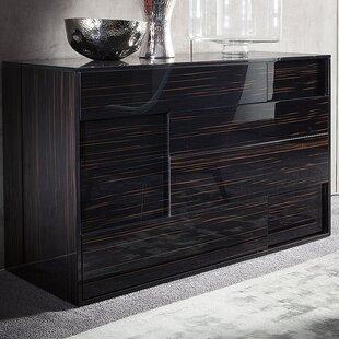 Rossetto USA Nightfly 4 Drawer Dresser