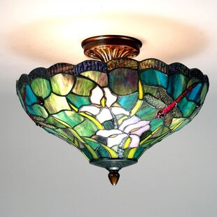 Neff 2-Light Semi Flush Mount ..