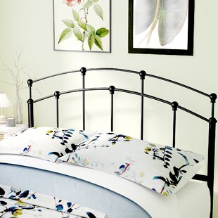 Chu Queen Metal Slat Headboard by Winston Porter
