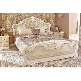 Chanhassen European Kingsize (160 X 200cm) Bed Frame By Astoria Grand