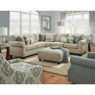 Haman Sectional by Red Bar..