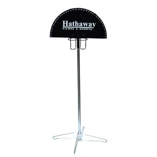 Hathaway Games Quickscore Outdoor Score Card with Drink Holder