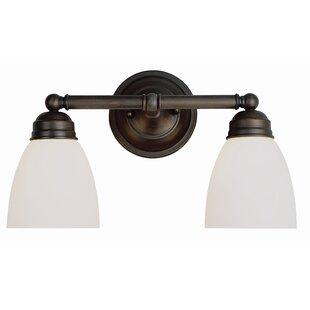 Andover Mills Sitka 2-Light Vanity Light